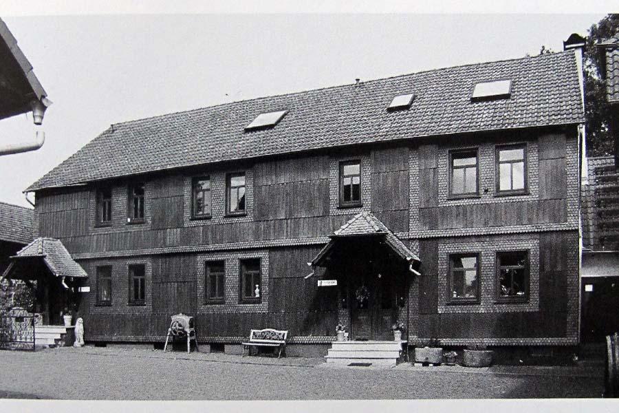 Radmühl, Birsteiner Strasse 14 (Freiensteinau)
